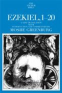 Anchor: Ezekiel 1-20 (#22 in Anchor Bible Commentaries Series) Paperback