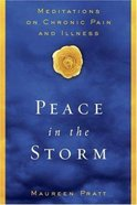 Peace in the Storm Paperback