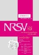 NRSV Standard Text Edition With Apocrypha Black