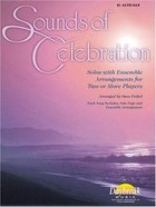 Sounds of Celebration (Alto Saxophone) Paperback