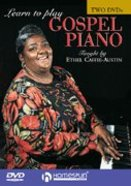 Learn to Play Gospel Piano (2 Dvds)