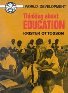 Thinking About Education