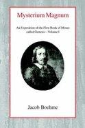 Mysterium Magnum Volume 1 Paperback