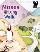 Moses and the Long Walk (Arch Books Series) Paperback