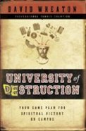 University of Destruction? Paperback
