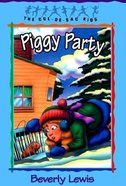 Piggy Party (#19 in Cul-de-sac Kids Series) Paperback