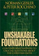 Unshakable Foundations Paperback