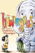 The Humongous Book of Children's Messages Paperback