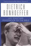 Act and Being (#02 in Dietrich Bonhoeffer Works Series)
