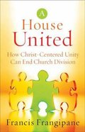 A House United Paperback