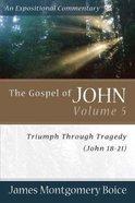 Gospel of John (Volume 4) (Expositional Commentary Series) Paperback