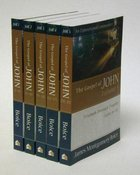 Gospel of John (5 Volume Set) (Expositional Commentary Series) Pack