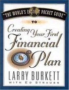 The World's Easiest Pocket Guide to Creating Your First Financial Plan Paperback