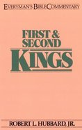 1 & 2 Kings (Everyman's Bible Commentary Series) Paperback