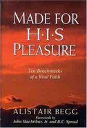 Made For His Pleasure Hardback