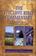 The Wycliffe Bible Commentary Hardback
