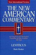 Leviticus (#03A in New American Commentary Series)