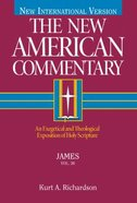 James (#36 in New American Commentary Series) Hardback