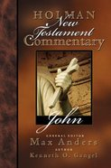 John (#04 in Holman New Testament Commentary Series) Hardback