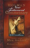 1&2 Corinthians (#07 in Holman New Testament Commentary Series) Hardback