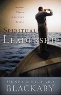 Spiritual Leadership Hardback