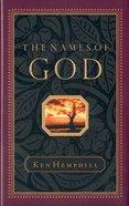 The Names of God Hardback