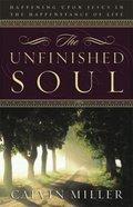 The Infinished Soul Hardback