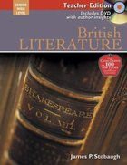 British Literature Teacher Edition (Senior High Level) Paperback