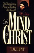 The Mind of Christ Paperback