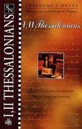 1 & 2 Thessalonians (Shepherd's Notes Series)
