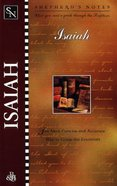 Isaiah (Shepherd's Notes Series)