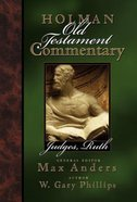 Judges, Ruth (#05 in Holman Old Testament Commentary Series) Hardback
