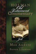 Job (#10 in Holman Old Testament Commentary Series) Hardback