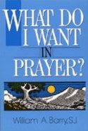 What Do I Want in Prayer? Paperback