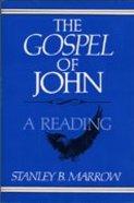 Gospel of John: A Reading Paperback