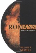 Romans: Verse-By-Verse Paperback