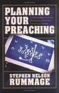 Planning Your Preaching Paperback