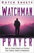 Watchman Prayer Hardback