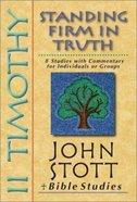 2 Timothy (John Stott Bible Studies Series) Paperback