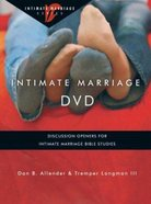 Discussion Openers For Ims Bible Studies (Intimate Marriage Series) DVD