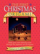 The First Christmas in Origami Paperback