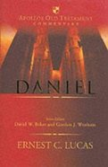 Daniel (Apollos Old Testament Commentary Series) Hardback