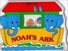 Bath Book: Noah's Ark Novelty Book