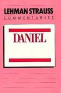 Lsc: Daniel Hardback