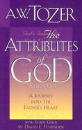 Attributes of God (Including Leaders Guide) Paperback