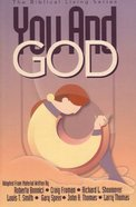 You and God (Student Guide) Paperback