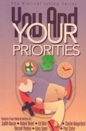 You and You Priorities (Student Guide) Paperback