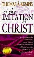 Of the Imitation of Christ Mass Market