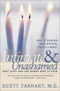 Intimate & Unashamed Paperback