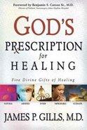 God's Prescription Hardback